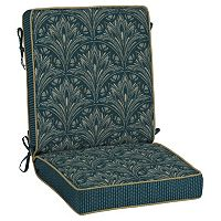 Bombay® Outdoors Royal Zanzibar Medallion Reversible Chair Cushion