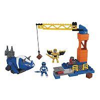 Power Rangers Blue Ranger Battle Set by Mega Construx