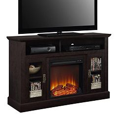 Altra Chicago Electric Fireplace TV Stand by