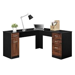 Altra Avalon L-Shaped Desk  by
