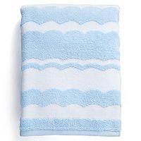 Destinations Wave Scallop Bath Towel