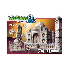 Wrebbit 950-pc. Taj Mahal 3D Puzzle by