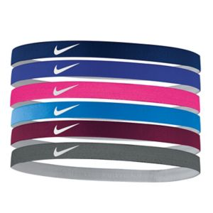 Nike 6-pk. Solid Headband Set