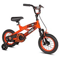 Boys Jeep 12-Inch TR12 Bike with Training Wheels