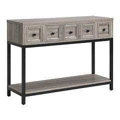 Altra Barrett 1-Drawer Console Table  by