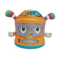 Fisher-Price Franky Beats Bat & Boogle Toy by