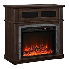 Altra Thompson Place Electric Fireplace TV Stand by