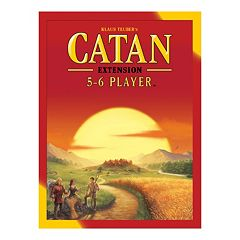 Catan: 5-6 Player Game Extension by Mayfair Games