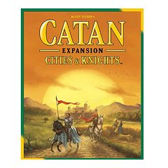 Catan: Cities & Knights Expansion by Mayfair Games