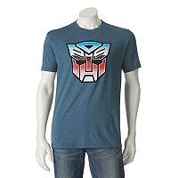 Men's Transformers Logo Tee