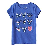 Disney's Lilo & Stitch Girls 4-7 Stitch Tee by Jumping Beans®