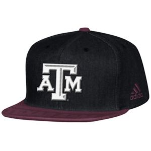 Adult adidas Texas A&M Aggies Player Snapback Cap