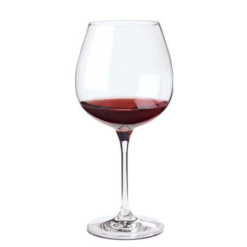 Wine Enthusiast 4-pc. Fusion Pinot Noir Wine Glass Set