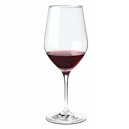 Wine Enthusiast Fusion Red Wine Glass Set