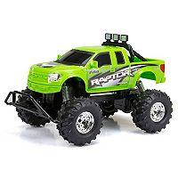New Bright 1:24 R/C Full Function Ford F150 Raptor