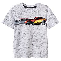Disney / Pixar Cars 3 Toddler Boy Front & Back