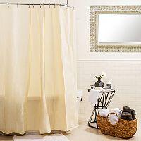 Splash Home Heavy Gauge Shower Curtain Liner