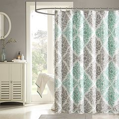 Madison Park Montecito Shower Curtain by