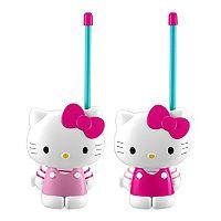 Hello Kitty® Walkie Talkies