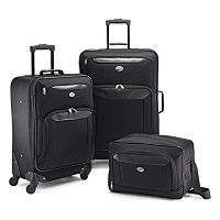 American Tourister Brookfield 3-Piece Spinner Luggage Set