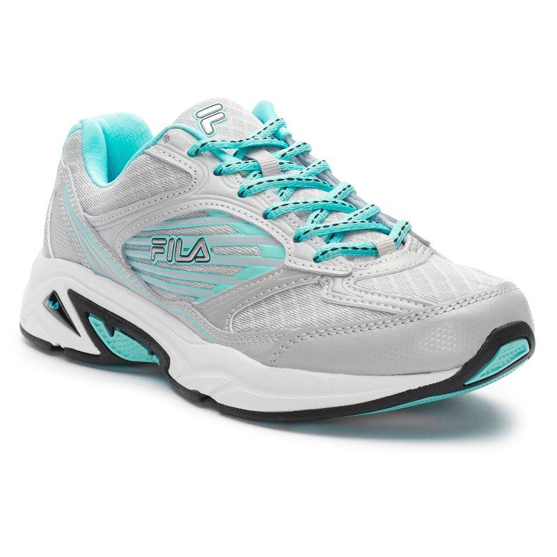 Fila® Inspell 3 Women's Running Shoes, Size: 6, Light Grey thumbnail