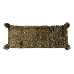 St. Nicholas Square Faux Fur Table Runner 36\ by