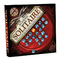 House of Marbles Standard Wooden Solitaire