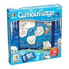 Smart Toys and Games North Pole Camouflage Logic Puzzle Game