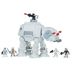 Star Wars Galatic Heroes Battle of Hoth Playset by Hasbro by