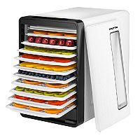 Gourmia Digital Food Dehydrator with Transparent Window