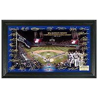 Highland Mint Chicago Cubs 2016 World Series Champions Banner Raising 12