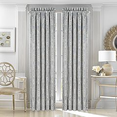 Click here to buy 37 West 2-pack Faith Window Curtain Panel.