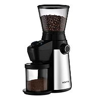 Gourmia 15-Settting Electronic Burr Coffee Grinder