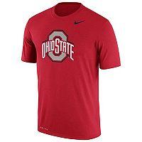 Men's Nike Ohio State Buckeyes Legend Dri-FIT Tee