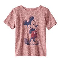 Disney's Mickey Mouse Toddler Boy Heathered Tee by Jumping Beans®