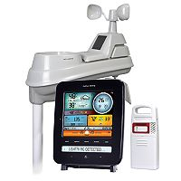 AcuRite Pro Weather Station with Weather Ticker