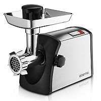Gourmia Prime Plus Stainless Steel Electric Meat Grinder