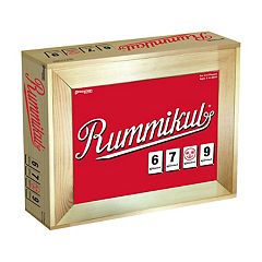 Rummikub Larger Number Deluxe Game by Pressman Toy by