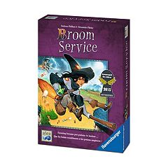 Broom Service Game by Ravensburger by