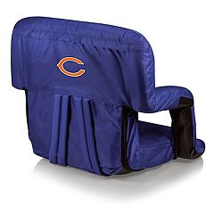 Picnic Time Chicago Bears Ventura Portable Recliner Chair by