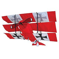 Premier Kites Premier Designs Red Baron Tri-Plane Kite by