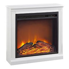 Altra Bruxton LED Electric Fireplace  by
