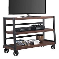 Altra Wade Wheeled TV Stand by