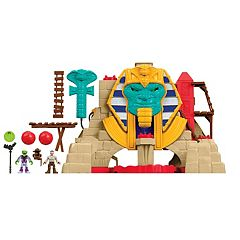 Fisher-Price Imaginext Serpent Strike Pyramid by