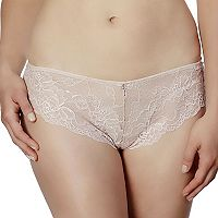 Montelle Intimates Brazilian Lace Cheeky Hipster Panty 9185