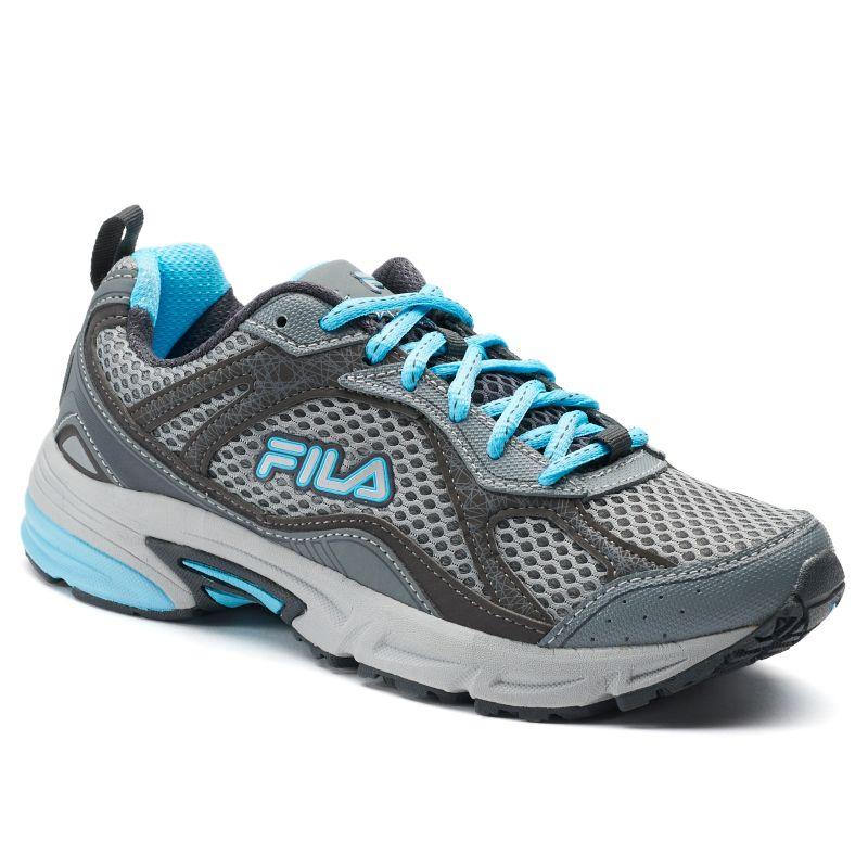 Fila® Windshift 15 Women's Running Shoes, Size: 6, Dark Beige thumbnail