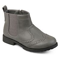 Journee Lennon Boys' Chelsea Boots