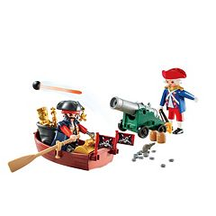 Playmobil Pirate Raider Carry Case 9102 by