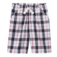 Boys 4-7x Jumping Beans® Plaid Shorts