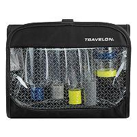 Travelon Trifold Wet-Dry Quart Bag with Bottles